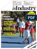 201405 Tennis Industry magazine