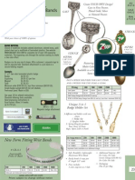 Souvenir Spoons, Name Badges & Wrist Bands - pg 23