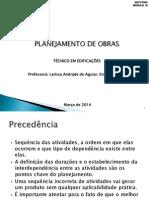 6. Precedência