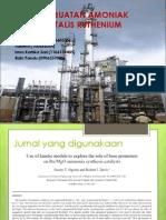 Tugas Presentasi Kelompok Teknik Reaksi Kimia 1