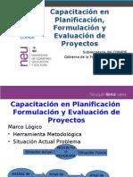 Capacitación Centenario en Proyectos