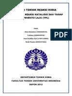 Tugas TRK Tahap Penentu Laju (Dian Ikramina, Fahima, Irma Kartika Sari, Rizki Pandu)