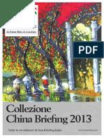 Collezione China Briefing 2013