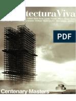 Revista Arquitectura Viva