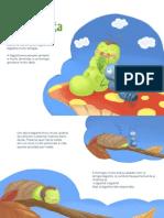 A Formiga e a Lagarta