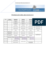 Programacao Preliminar SBAI DINCON 2013
