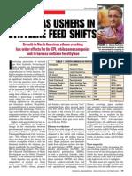 Shale Gas Ushers in Ethylene Feed Shifts