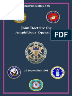 Joint Pub 3-02 Joint Doctrine for Amphibious Operations