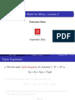 EC400 Slides Lecture 2
