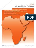 Africa Mobile Fact Book 2012