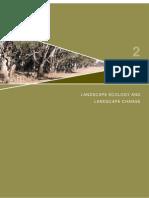 Chapter 2 - Landscape Ecology and Landscape Change