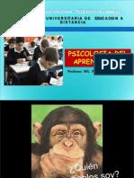 Psicologia Del Aprendizaje Clase No 1