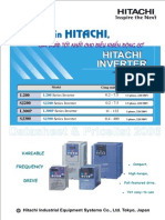 Hitachi - Datasheet & Pricelist 2006