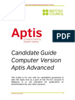 Aptis Candidate Guide Advanced 24022014