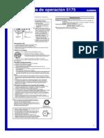 Manual Casio Edifice 555d (Qw5175)