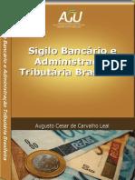 SIGILO BANCÁRIO X FISCO