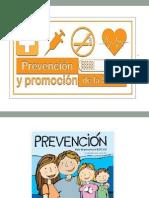 Promoción y Prevención de la Salud