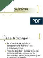 Psicologia Gral 1 Sesion