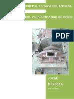 Manual Del Pulverizador de Discos Final Capitulo 1 y 2