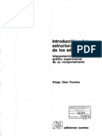 DIAZ PUERTAS_Introduccion a Las Estructuras de Los Edificios_ Capitulo 1 Al 8
