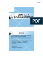Chapter 3 - Bending Members