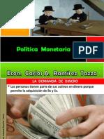 013 Política Monetaria