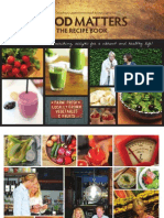 Food Matters Recipe eBook
