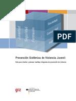 Giz2011 0105es Prevencion Violencia Juvenil