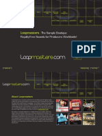 Loopmasters Info 2012-3