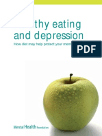 Healthy Eating Depression