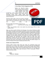 Materi Belajar Web by Efri Harefa - Www.efriharefa.com 1