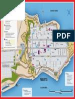 Valletta Map PDF
