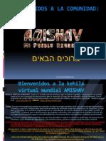Programa Yom Kippur