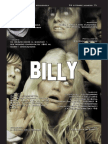 Billy Numero 15 26 Ottobre