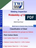 WIS5 Weldability