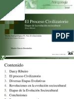 Resumen El Proceso Civilizatorio