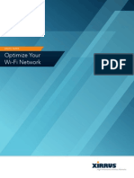 Xirrus Optimize Wi Fi Network WP v4 031913