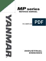 YANMAR MP Series Service Manual