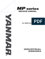 YANMAR MP Series Service Manual