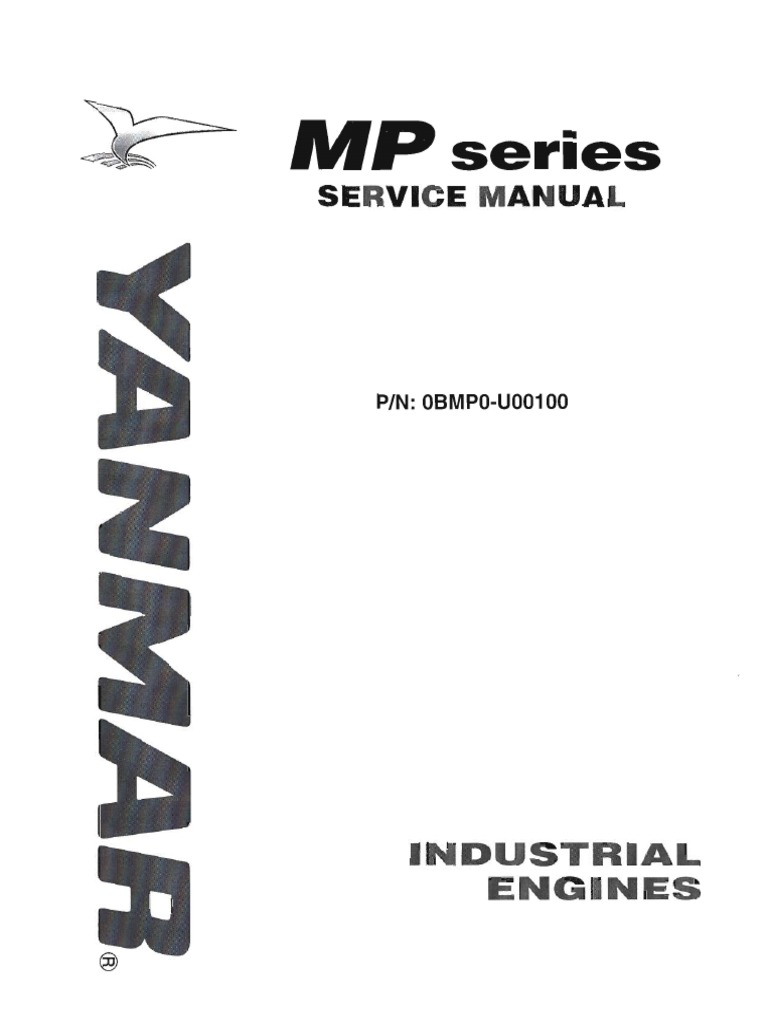 Yanmar Mp Series Service Manual Fuel Injection Valve Advanced Diesel Engine Timing Diagram