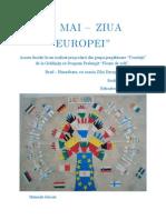 9 Mai Ziua Europei Material Didactic