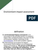 Environment Impact Assessment[1]