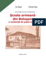 Scoala Armeana Din Botosani, Editia Aprilie 2014