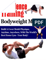 ••Turbulance training bodyweight