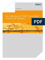 CME A2 Commodity Futures Hedgers