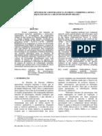 Comparação de métodos de amostragem na Floresta Ombrófila Densa - Parque Estadual Carlos Botelho, SP - Brasil