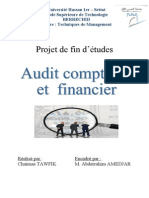 PFE Final Audit Comptable Et Financier