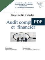PFE Final Audit Comptable Et Financier