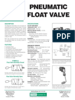 Pneumatic Float