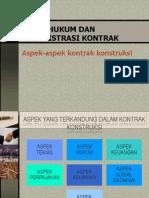 Modul 3. Aspek-Aspek Kontrak